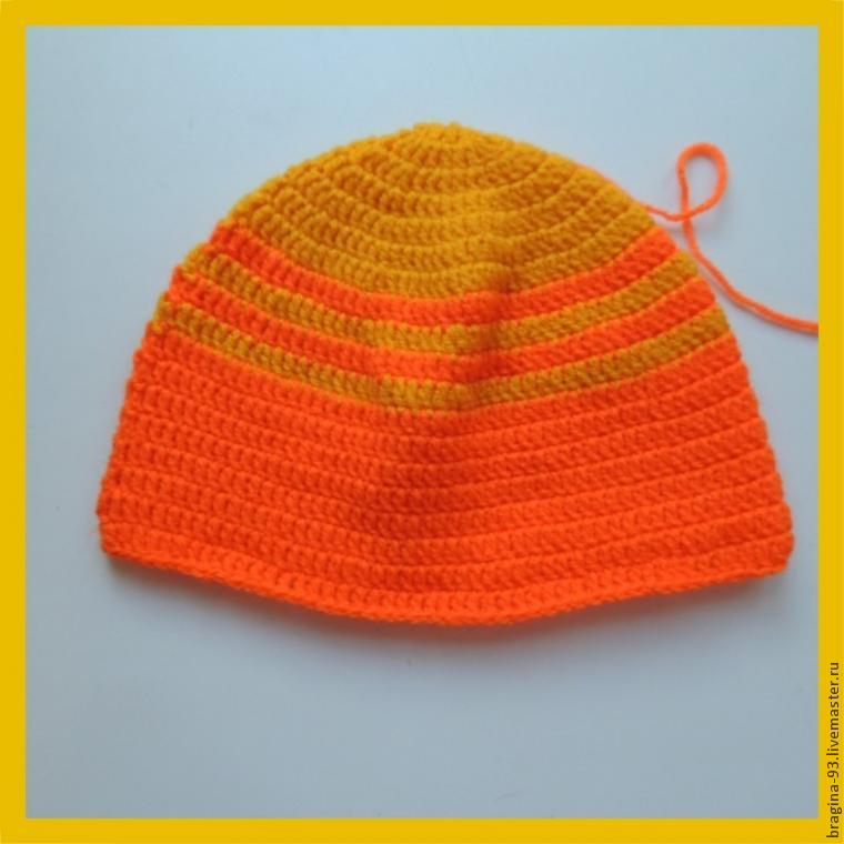 Вяжем шапочку: шаг за шагом, фото № 35