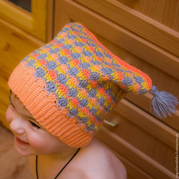 шапочка, шапка осенняя