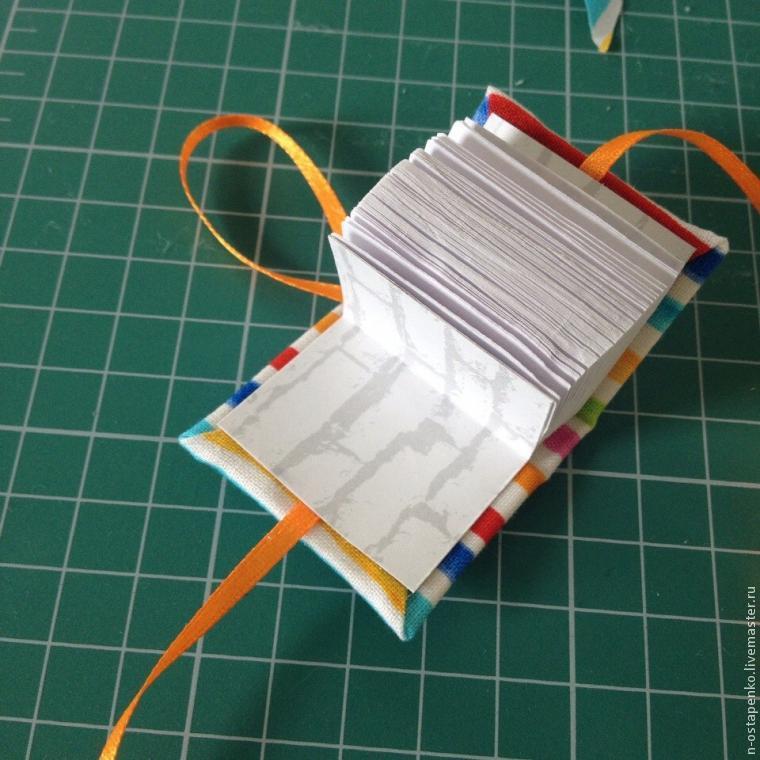 Как сделать блокнот своими руками с ключом