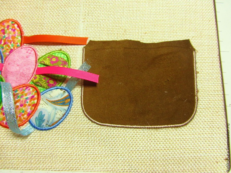 Шьем пасхальную сумку-скатерть, фото № 11