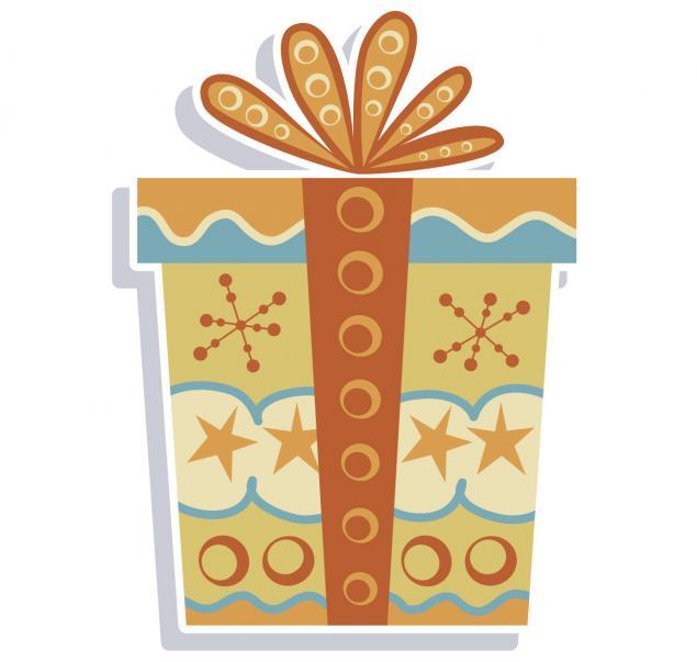 подарок, подарки к новому году, подарки покупателям, акция магазина