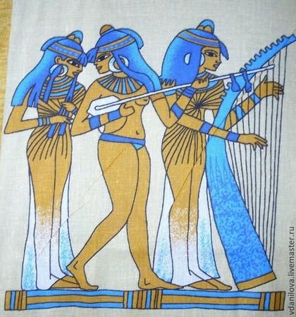 египет, царица