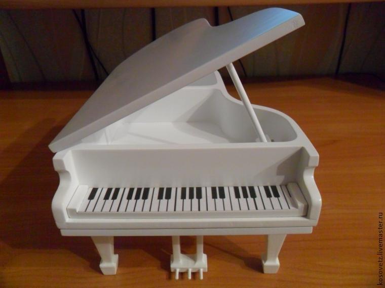 Пианино для кукол Видео на Запорожском портале 87