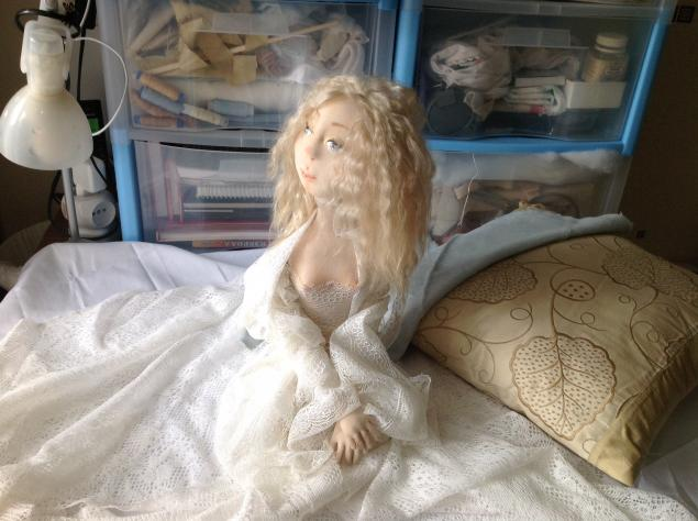 кукла, шарнирная кукла