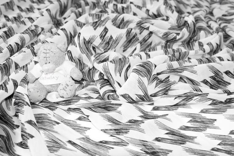 пье-де-пуль, гусиная лапка, шифон, купить ткани, интернет-магазин, ткани для пэчворка, ткани для рукоделия, ткани для шитья, распродажа