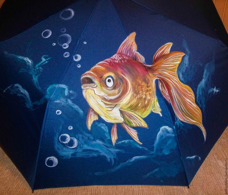 Открытки новому, открытки с рыбками ручной работы