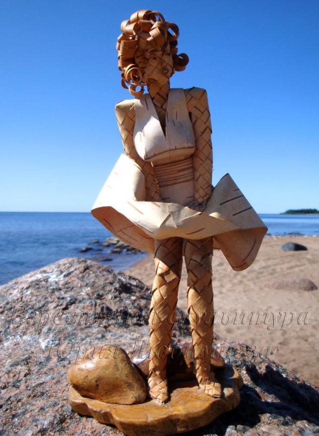 мастер и маргарита, авторская кукла
