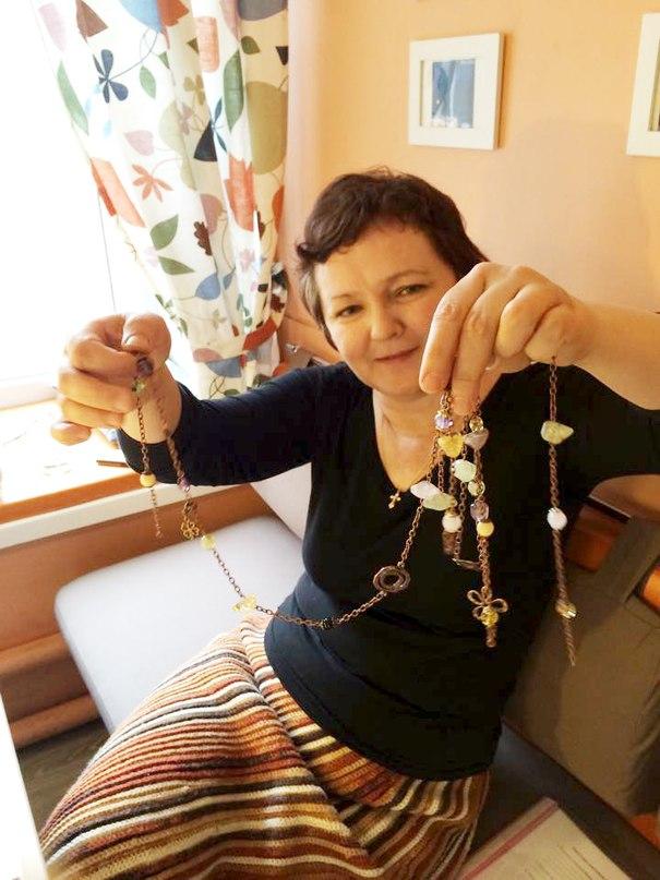 украшения своими руками, ожерелье, фурнитура для бижутерии, инструменты