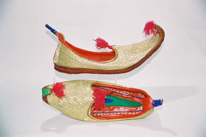 обувь этническая
