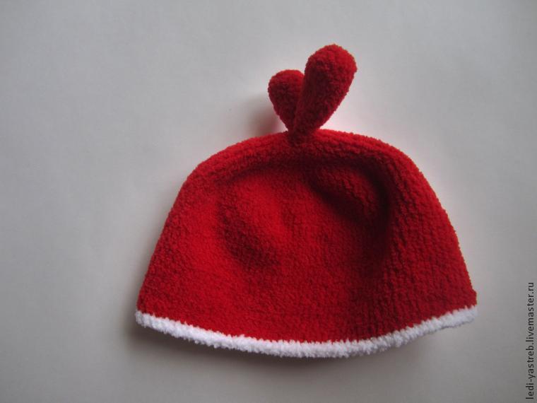шапка для крещения