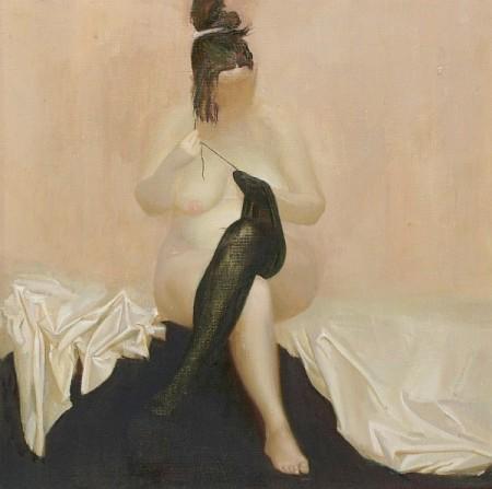 женщины в картинах