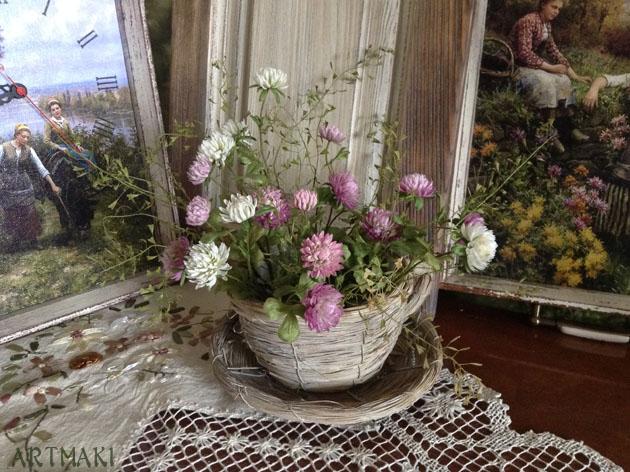 цветы, цветы из ткани обучение