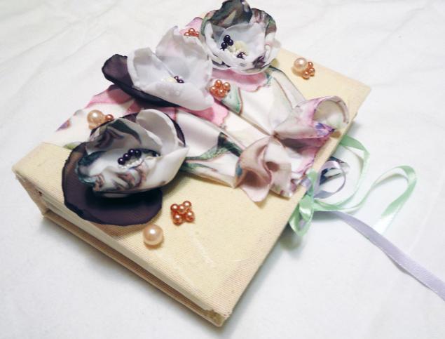 валянаясумка, валяный шарф, цветы из ткани