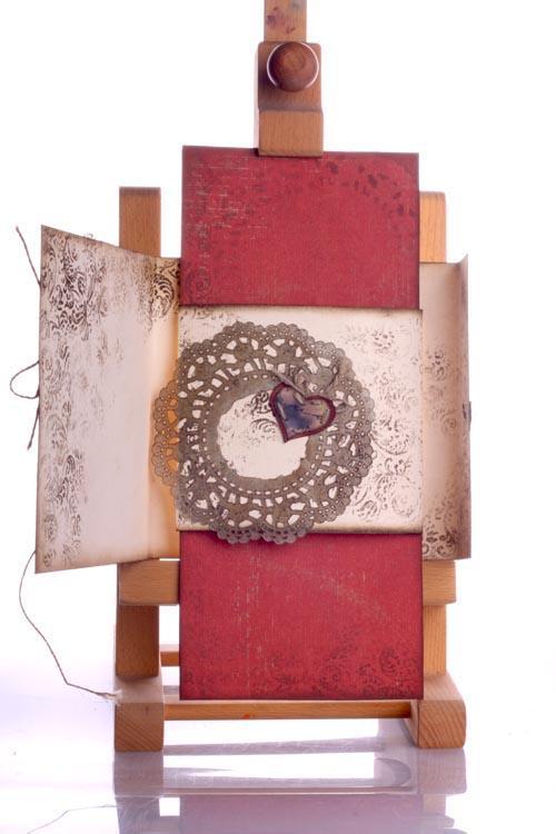 Мк скрапбукинг открытки фото открытки