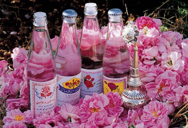 эфирные масла, роза болгарская