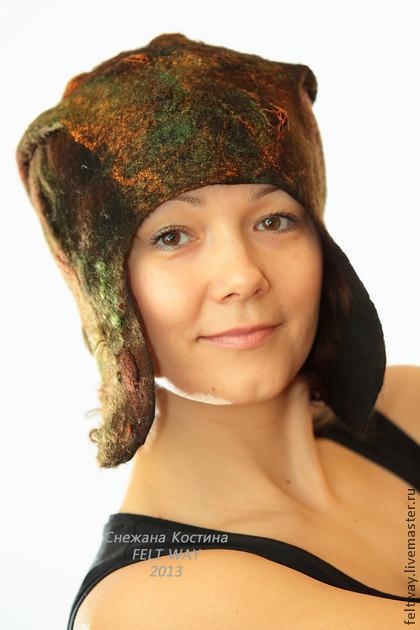 шапки-ушанка