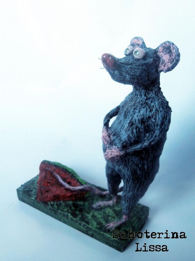 У меня поселился переевший крыс!, фото № 5