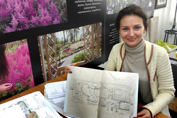 ландшафтный дизайн, начинающий дизайнер, ландшафтный проект, сад своими руками