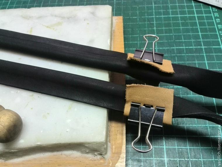 Как сделать ручки для сумки