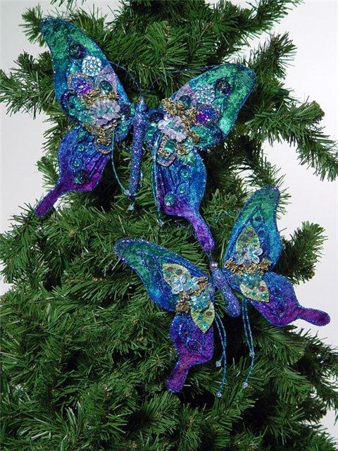 наткнулась на серию бабочек))))