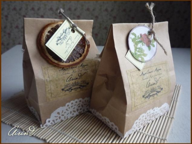 Коробочки для упаковки мыла 5