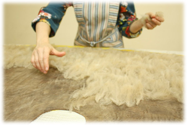 From Simple to Complex: Felting a Jacket with a Yoke, фото № 34