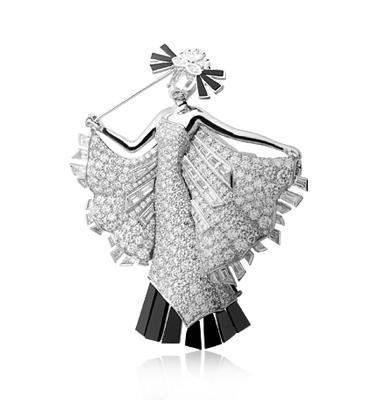 Танец, как источник вдохновения в украшениях Van Cleef & Arpels, фото № 19