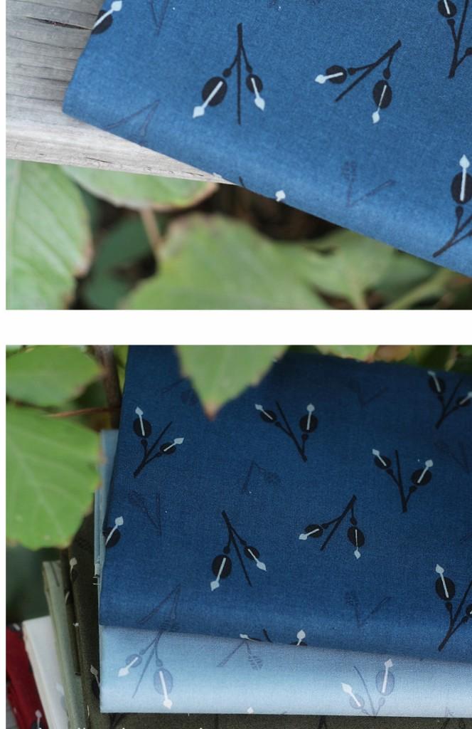 Коллекция тканей Йоко Саито и ее новинки., фото № 9