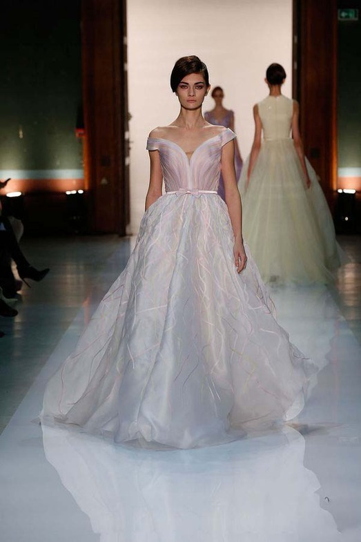 Georges Hobeika Haute Couture весна-лето 2014, фото № 23