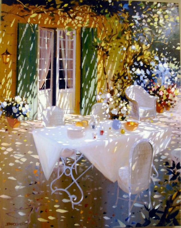 французская живопись