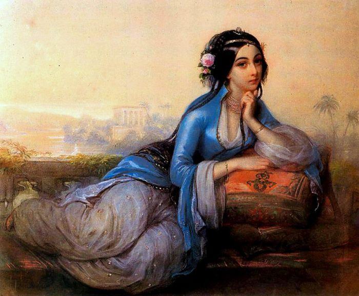 Рисунки художников пышных девушек фото 56-638