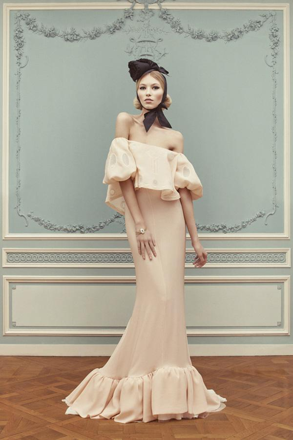 Ульяна Сергиенко - Haute Couture весна-лето 2013 - Ярмарка Мастеров - ручная работа, handmade