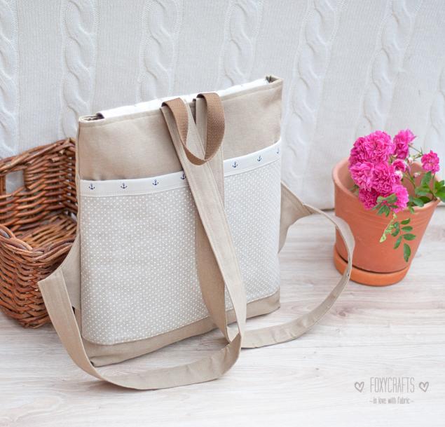 сшить рюкзак, шитье сумок, мастеркласс, foxy crafts
