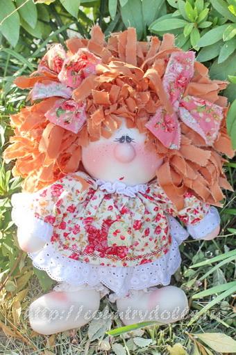 уход за куклой, вальдорфская игрушка