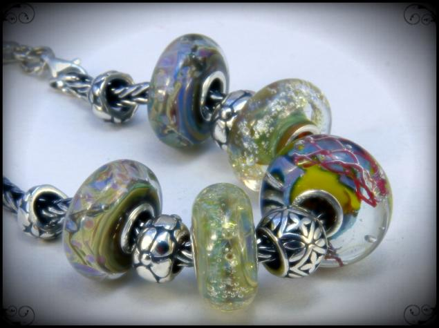 пандора, confettini-bead, скидка