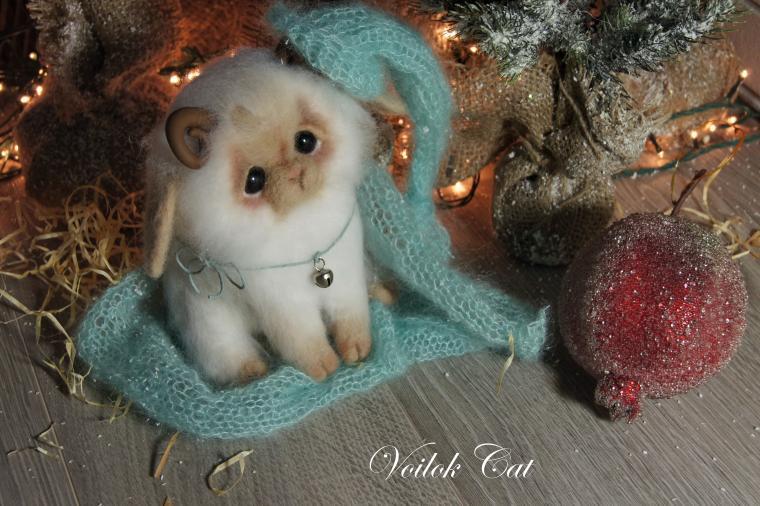 лучший подарок, подарок к новому году, конкурс, валяная игрушкм, 2015 год, новый год 2015, подарок, войлочная игрушка, игрушка из шерсти, валяный барашек, войлочный барашек, барашек из шерсти