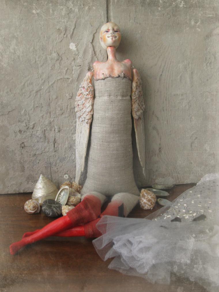кукла-птица