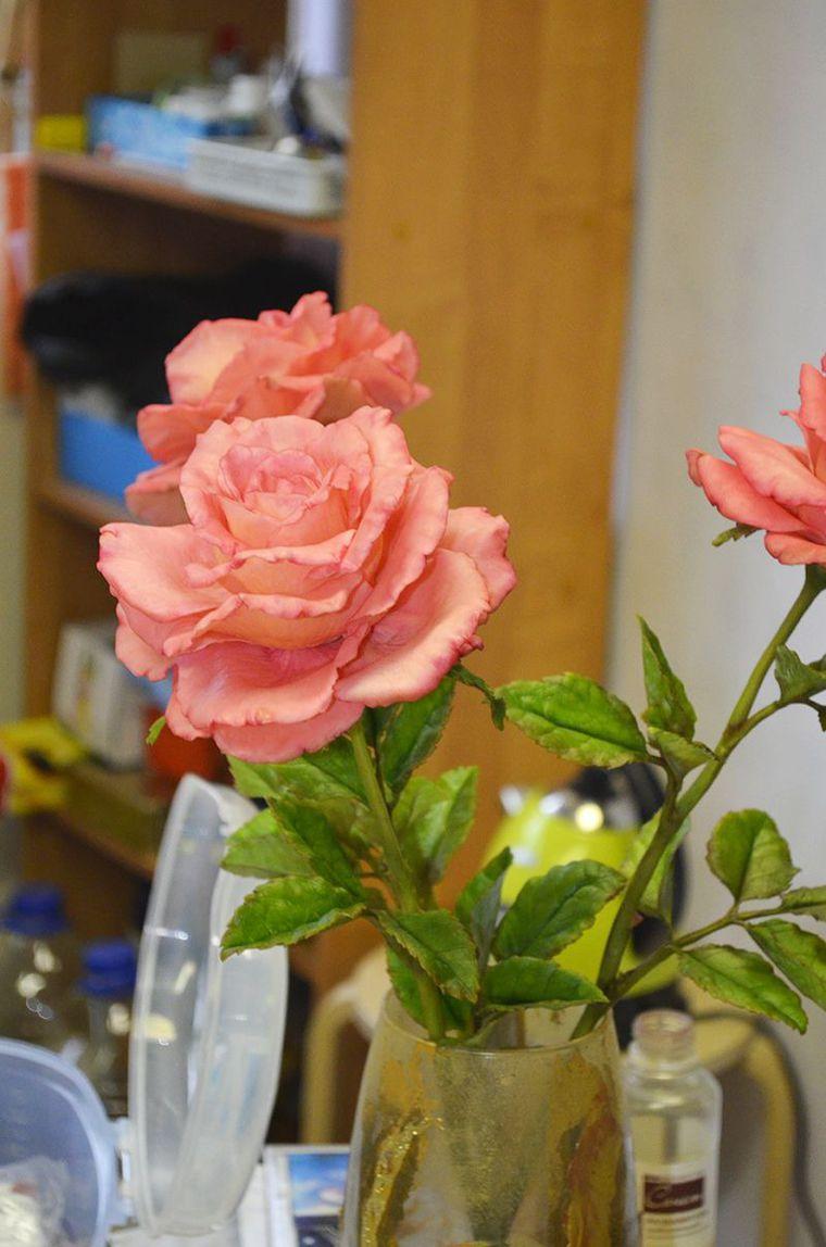 мастер-класс, цветы в раменском