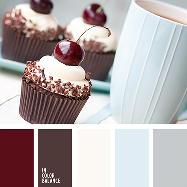 33 handmade - Brown and maroon color scheme ...