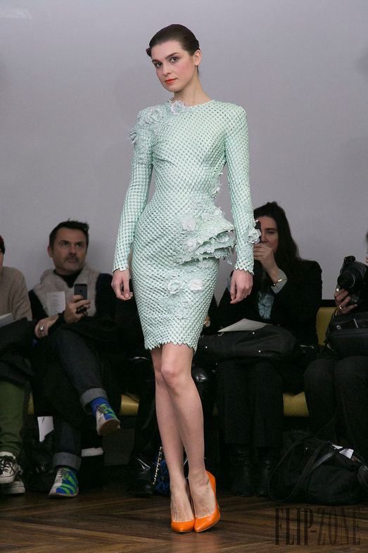 Tony Yaacoub Haute Couture весна-лето 2014, фото № 1
