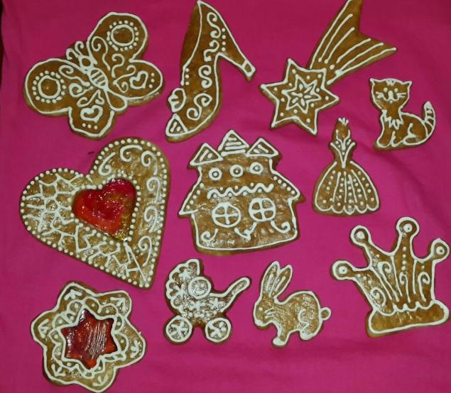 мастер-класс, детское творчество, подарок на 8 марта, кулинарная миниатюра, праздник, печенье, роспись