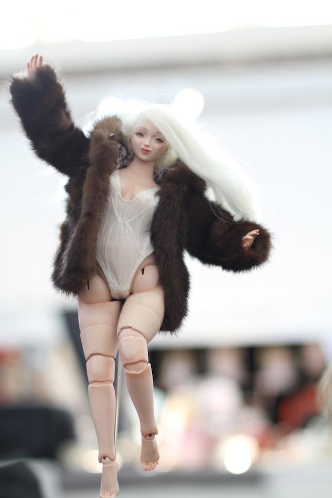 Международной выставка авторских кукол и мишек «Панна DOLL'я» в Минске. Часть 1., фото № 39