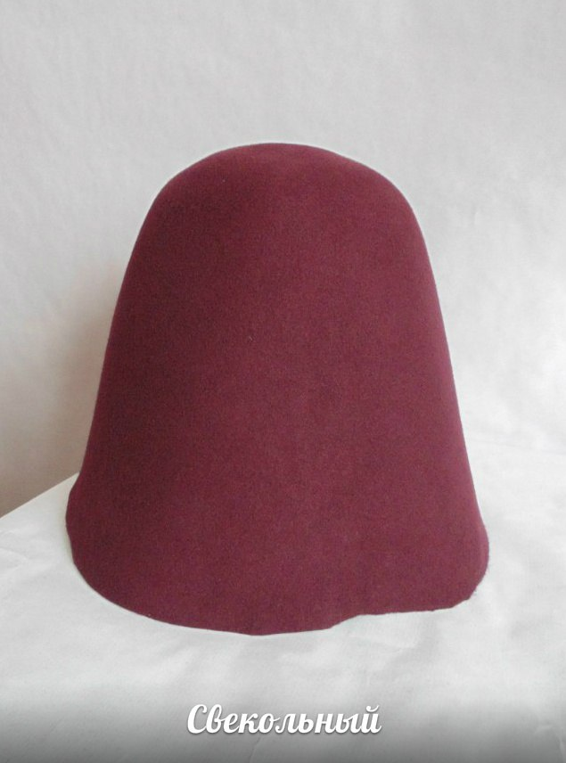 фетровый колпак, шляпный колпак