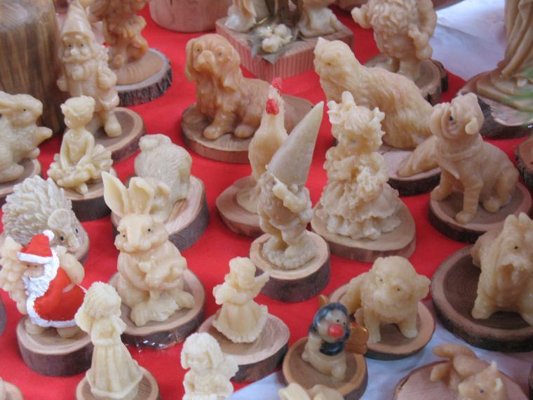 Рождественская рукодельная ярмарка в Санта-Мария-Маджоре, фото № 39