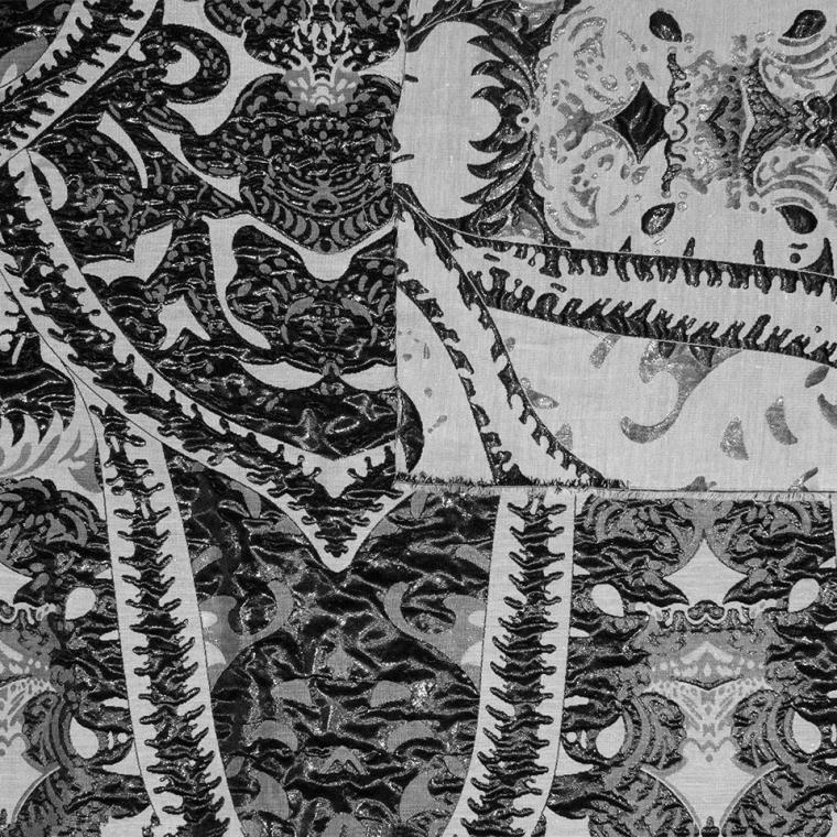 Как сэкономить на наряде к Новому Году?Ткани  со скидкой для нарядных платьев., фото № 13