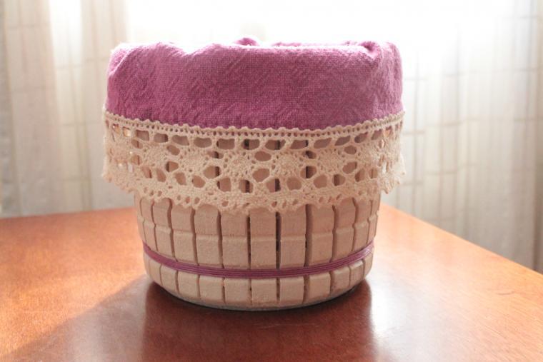 подарок своими руками, подарок девушке, идеи для творчества, идеи для дома, деревянные заготовки, декорирование, ваза, хранение