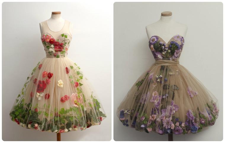 Фото советы украшаем платья
