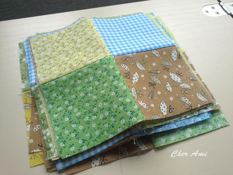 Мастер-класс: шьем несложное лоскутное одеяло, фото № 6