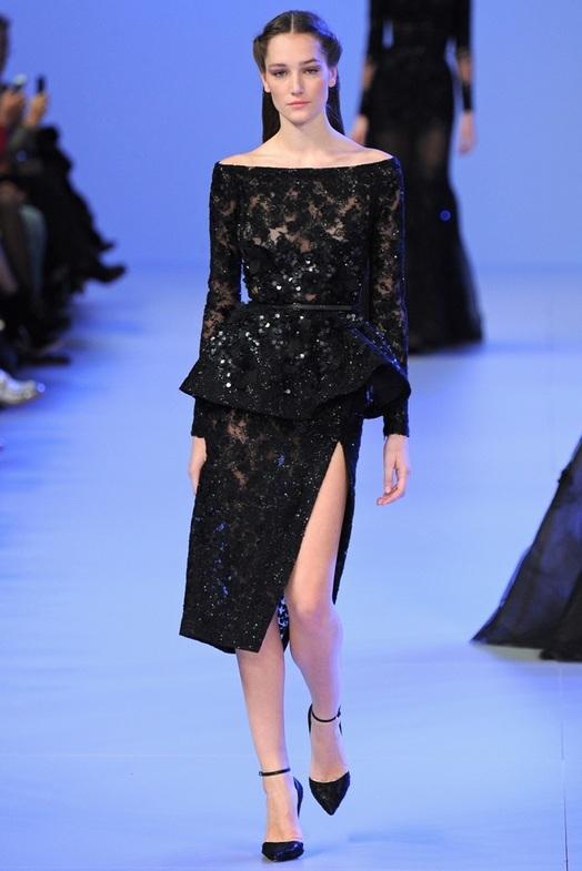 Elie Saab Haute Couture Весна-Лето 2014, фото № 47