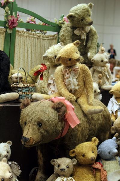 Выставка Euro Teddy в Эссене (с фото 1 часть), фото № 45